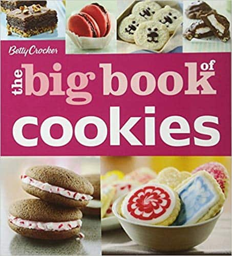 Betty Crocker big book of cookies.