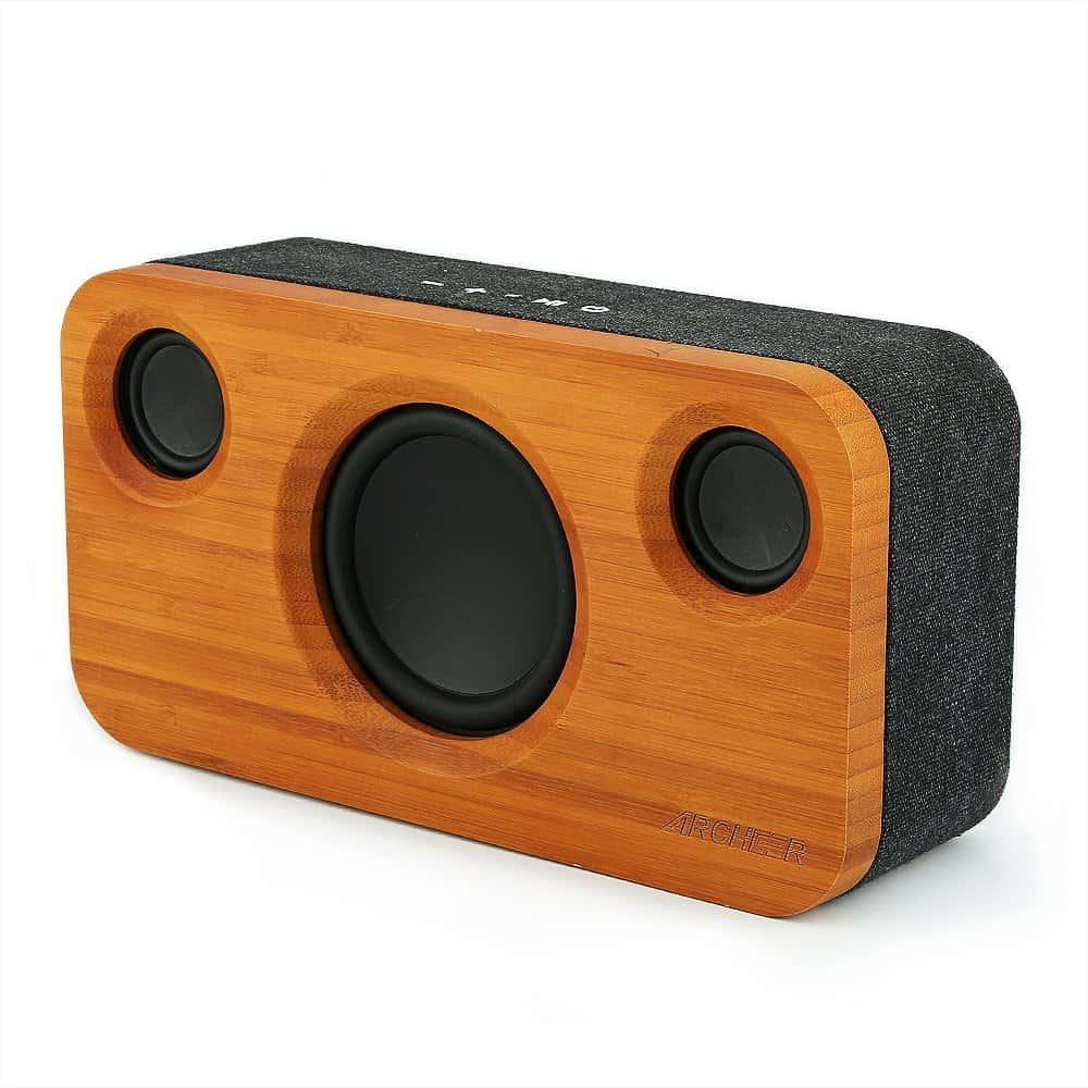 Archeer bluetooth speaker.