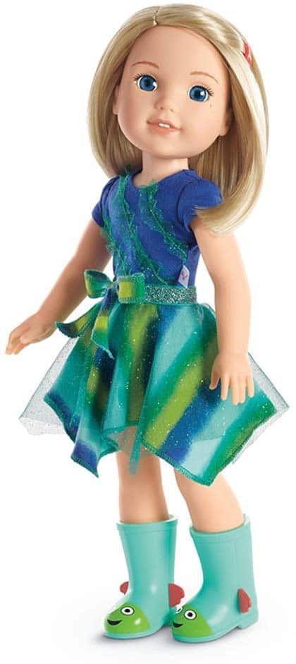 WellieWishers Camille Doll