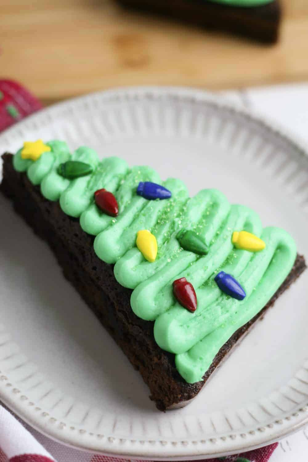 brownies decoration