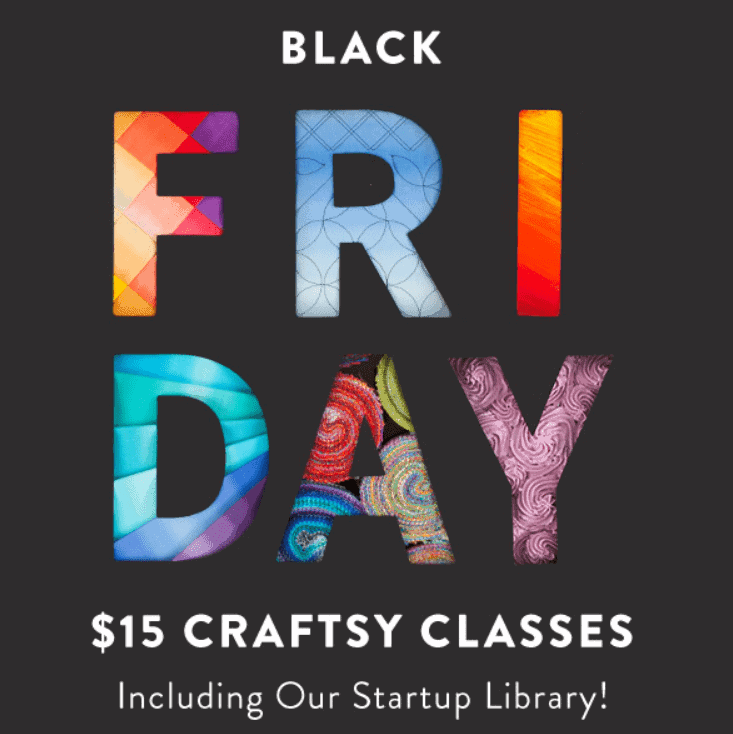 Bluprint Black Friday Classes