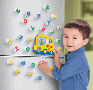 LeapFrog Fridge Phonics Magnetic Letter Set Review
