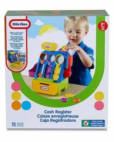 Little Tikes toy in a box