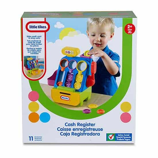 Little Tikes Count 'n Play Cash Register Review