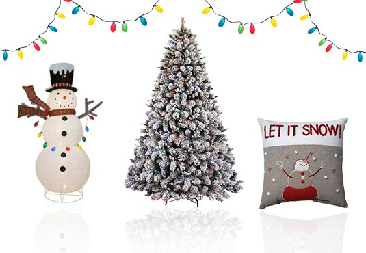 Lowe\'s Get $10 in Holiday Decor FREE