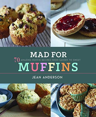 Mad for muffins cookbook.