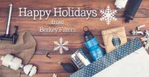 Berkey Black Friday Sale $189 Off