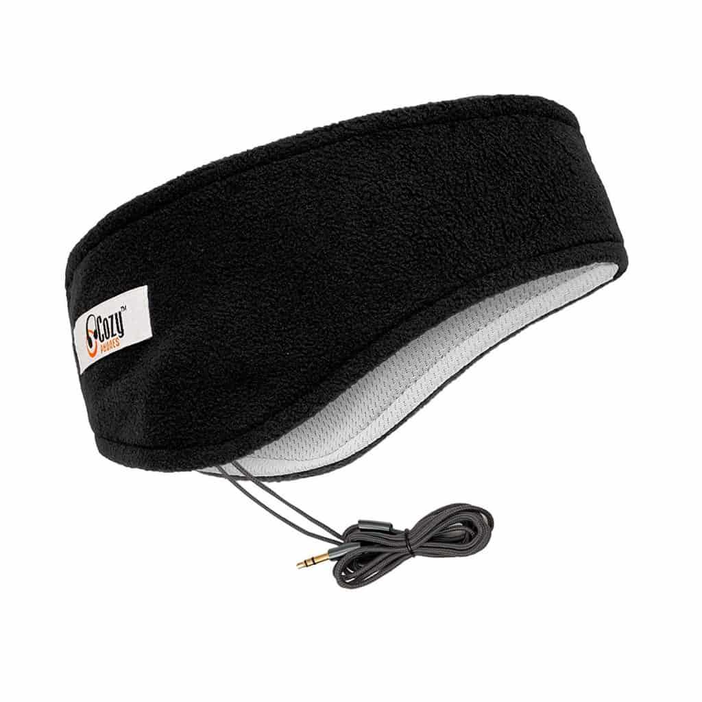 Cozyphones sleep headphones.