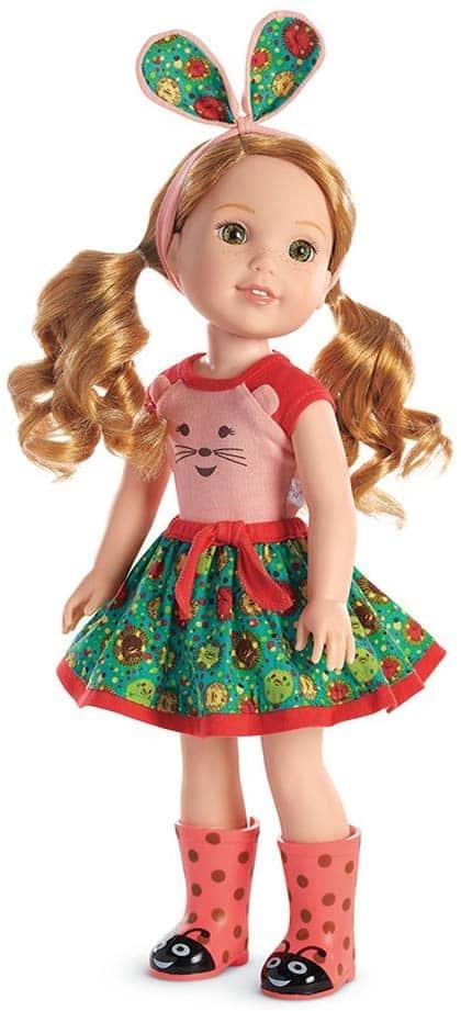 american girl welliewishers willa doll.