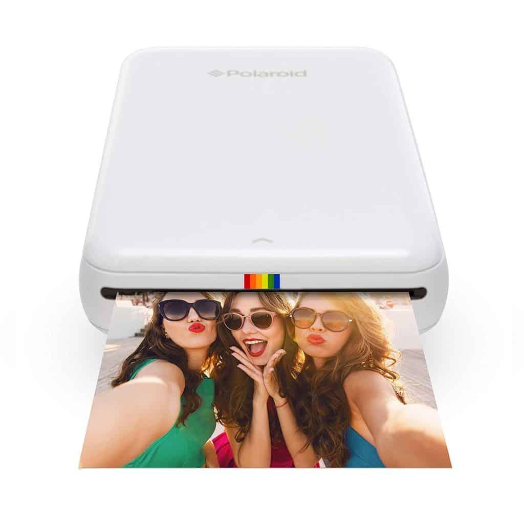 Polaroid zip mobile printer.