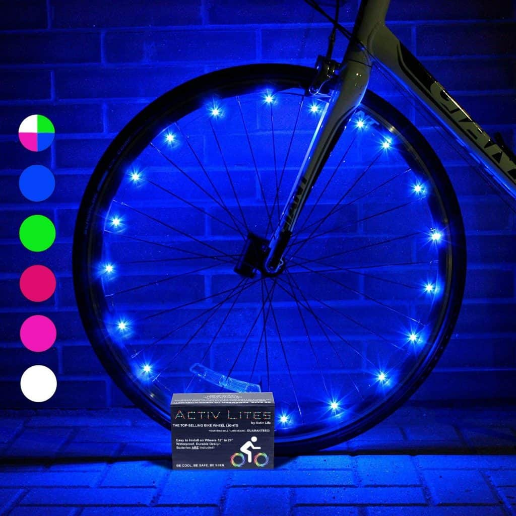 activ led bike wheel lights