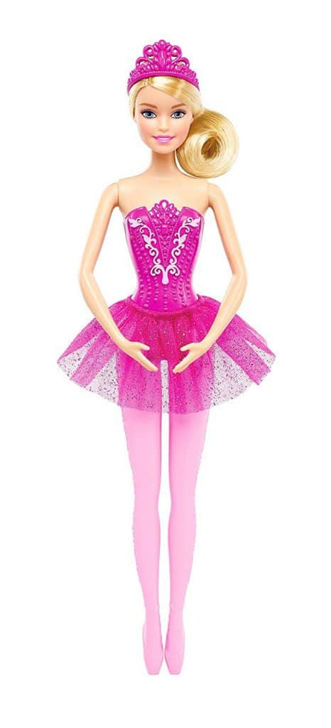 Barbie fairytale ballerina doll.