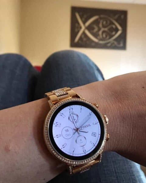 Rose Gold Gen 4 Fossil Smartwatch Review