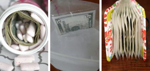 money gift ideas unique
