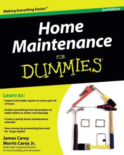 Home maintenance for dummies. The Best Gifts for New Homeowners