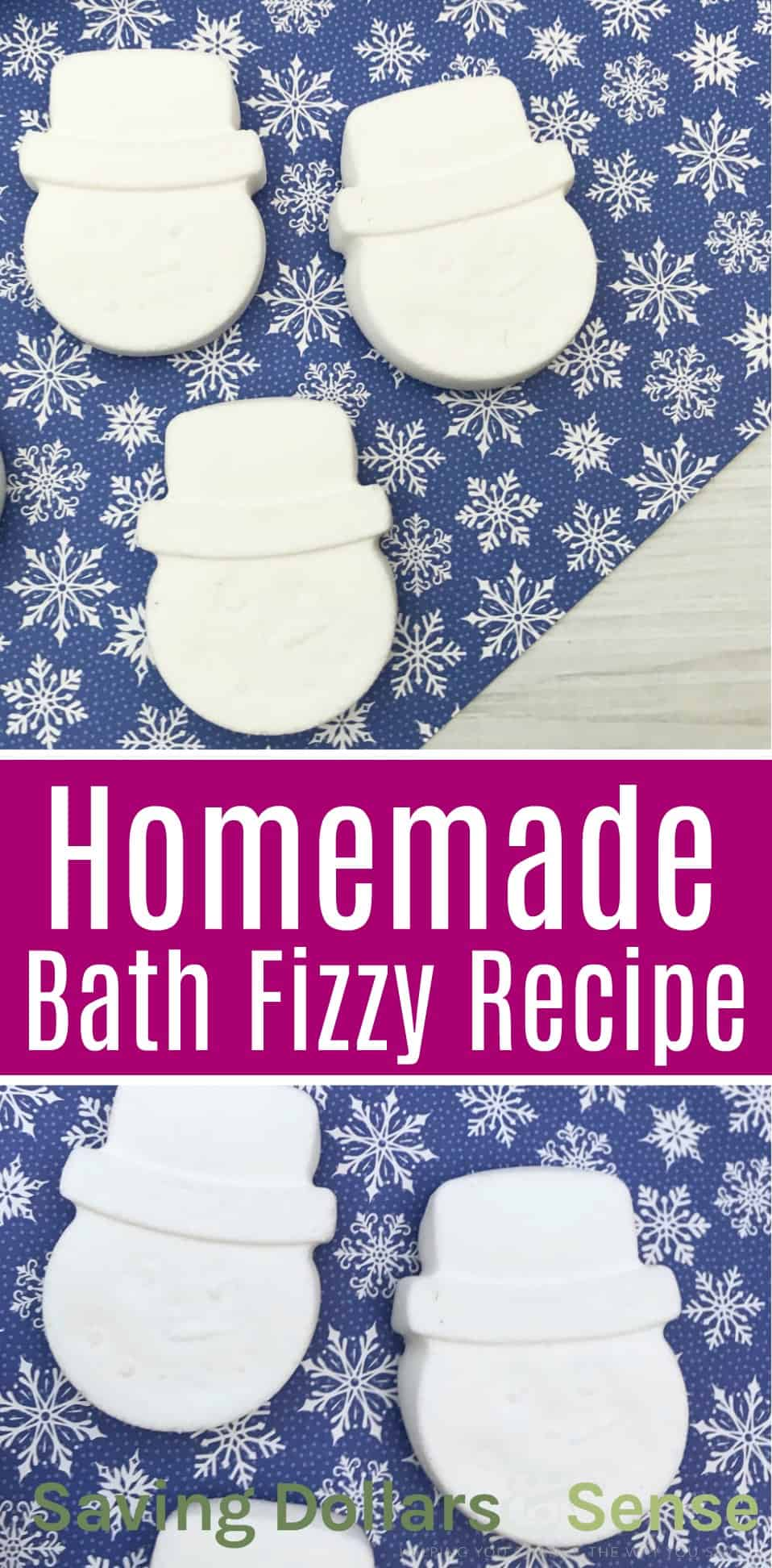 diy bath fizzy recipe