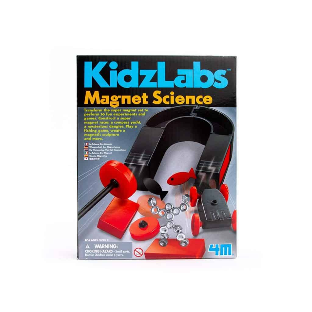 magnet science kit stem