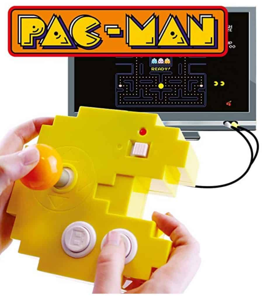 pac man game play