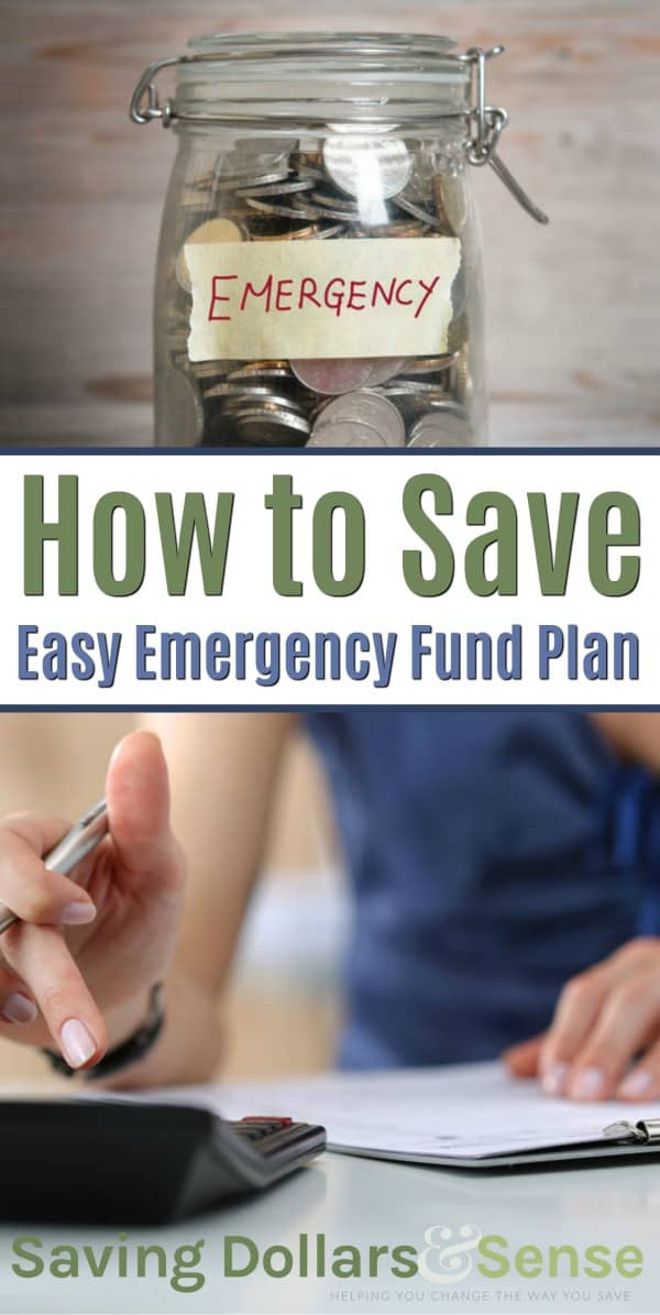 How to Save Up an Emergency Fund