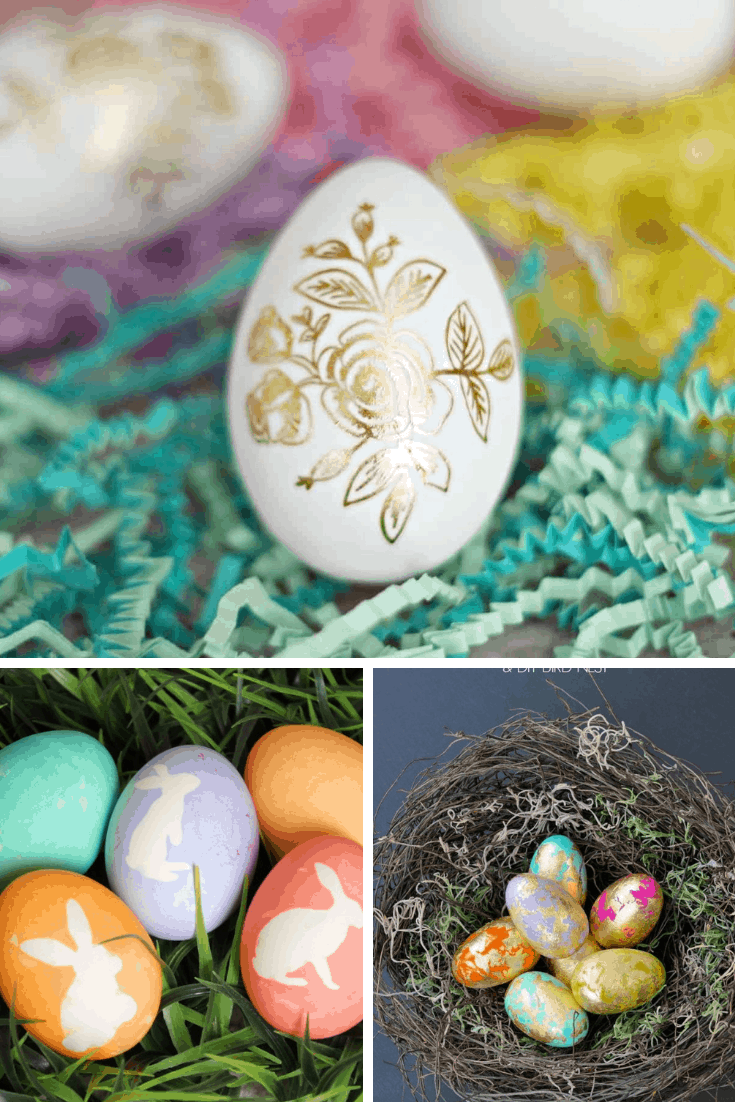 Creative Ways To Decorate Easter Eggs Saving Dollars Sense