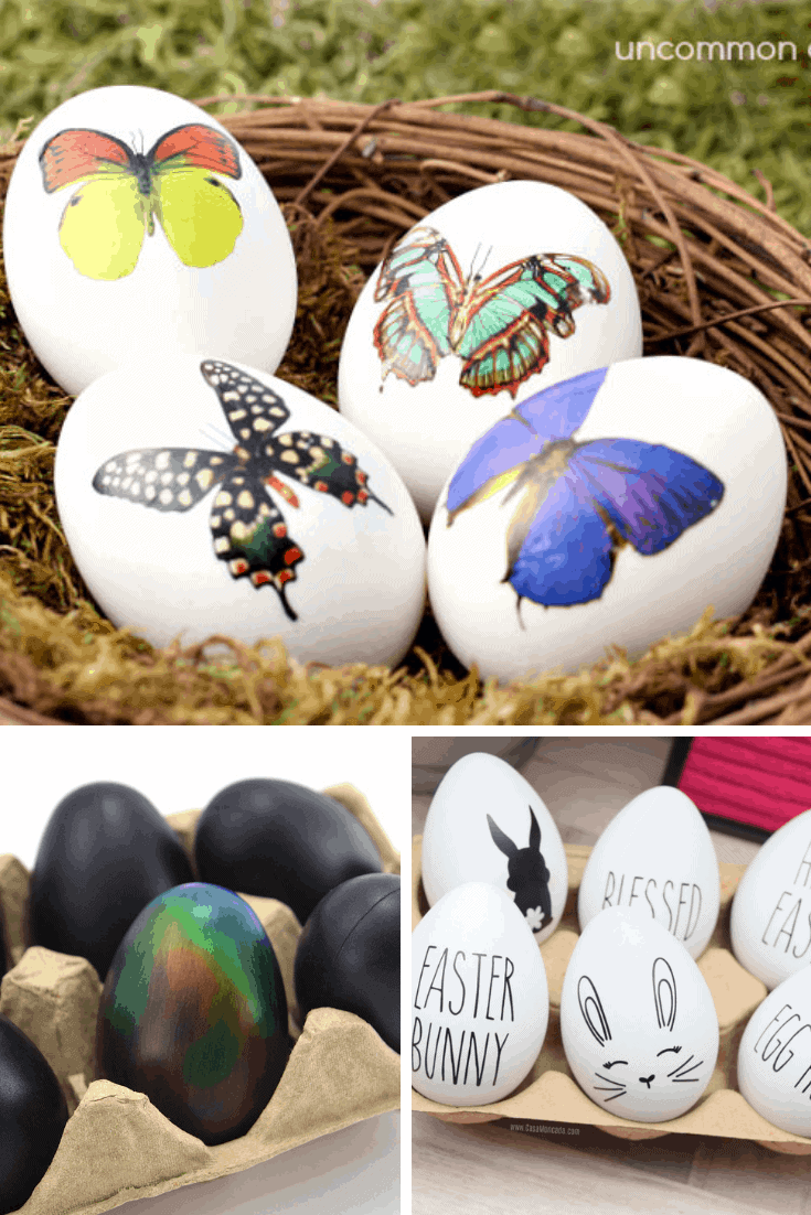 Creative Ways to Decorate Easter Eggs