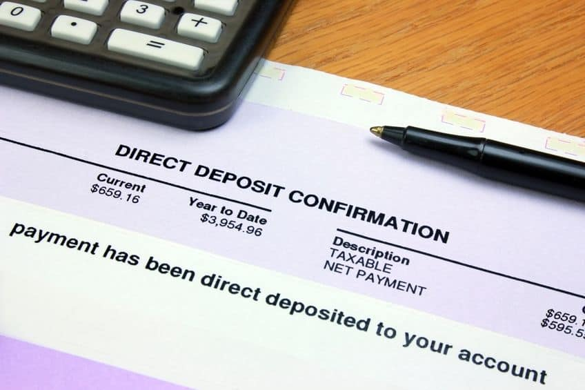 How direct deposit into your savings account can save you money.