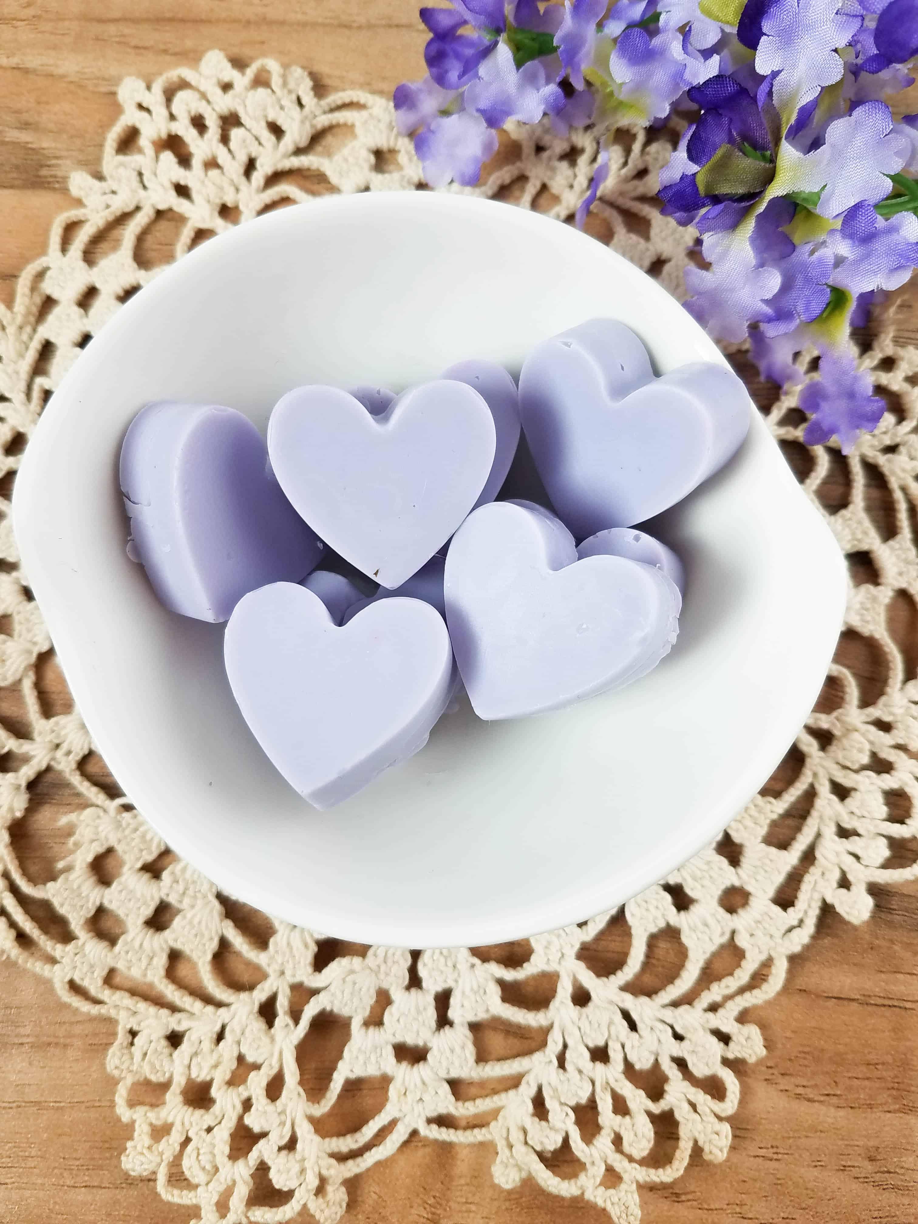 Homemade Lavender Soap Recipe
