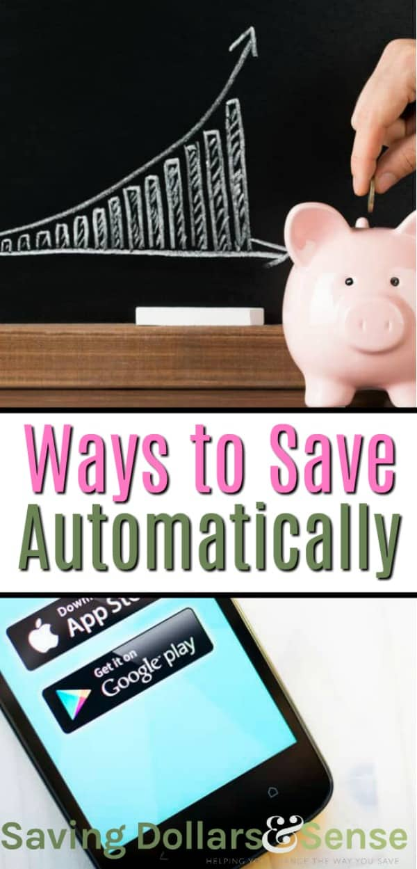 Easy Ways to Save Money Automatically