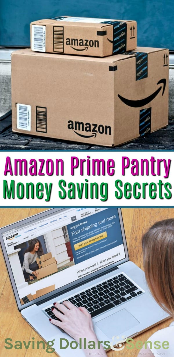 How to Save Money With Amazon Prime Pantry