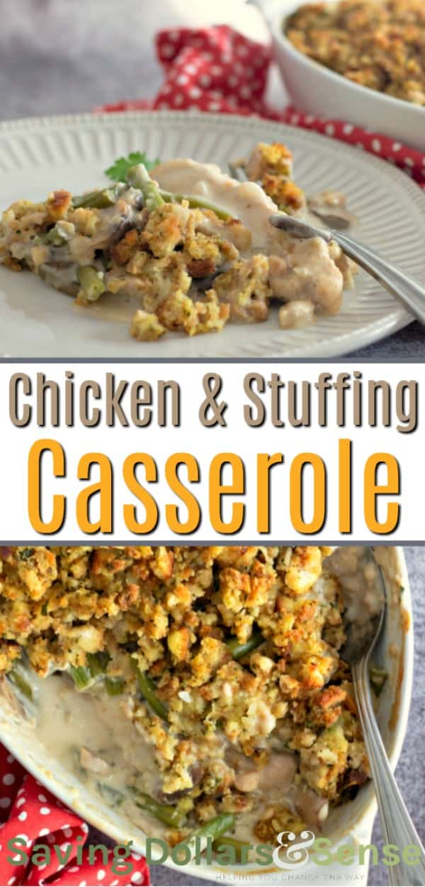 the best stuffing casserole