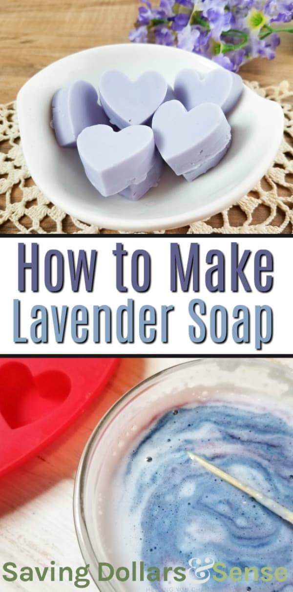 easy soap recipe