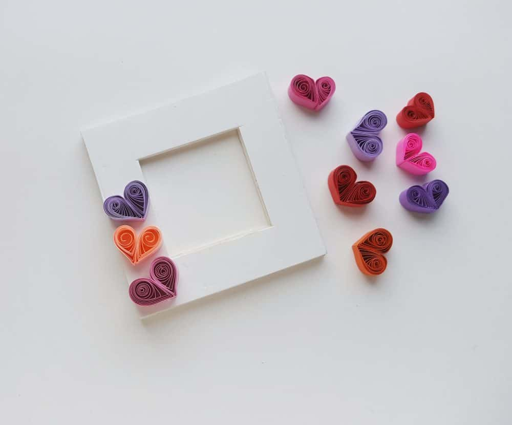 paper quilling template