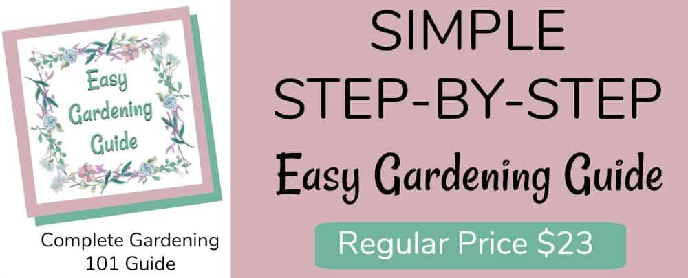 Complete Gardening 101 System