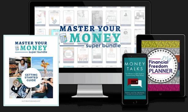 Master your money budgeting resources super bundle.