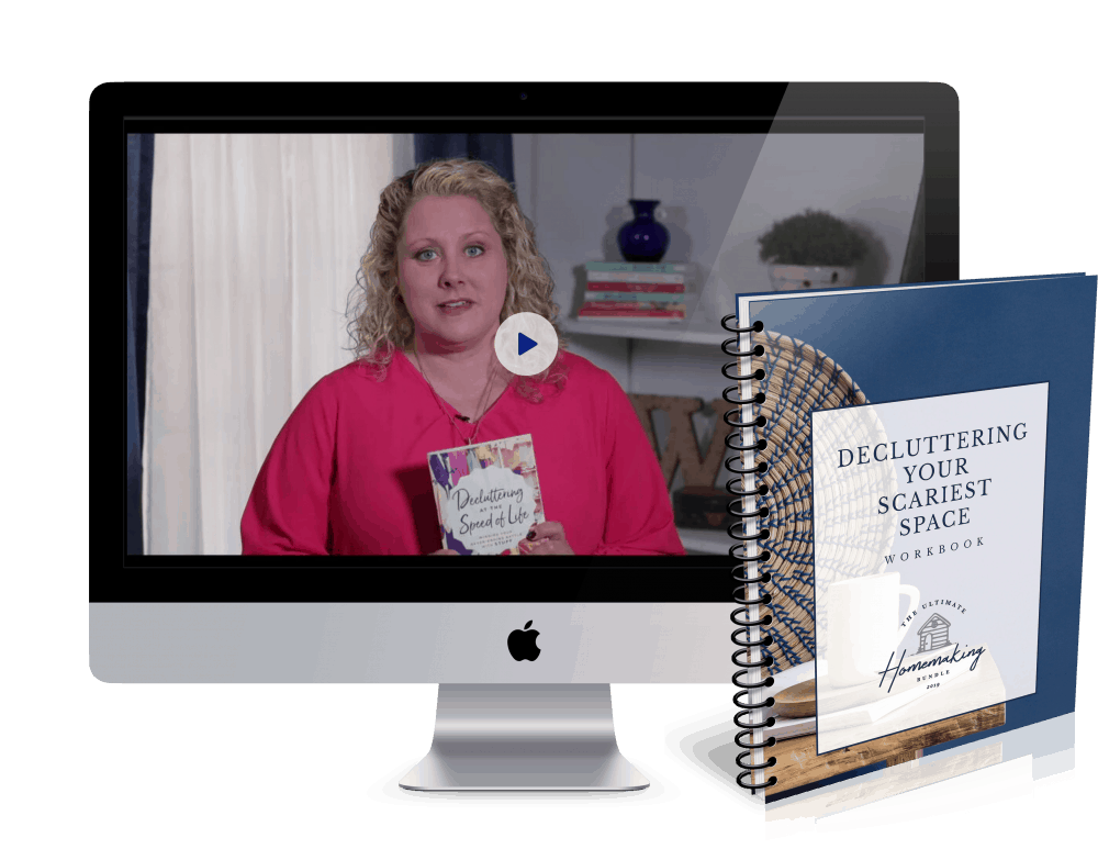 Ultimate homemaking bundle free workbook.