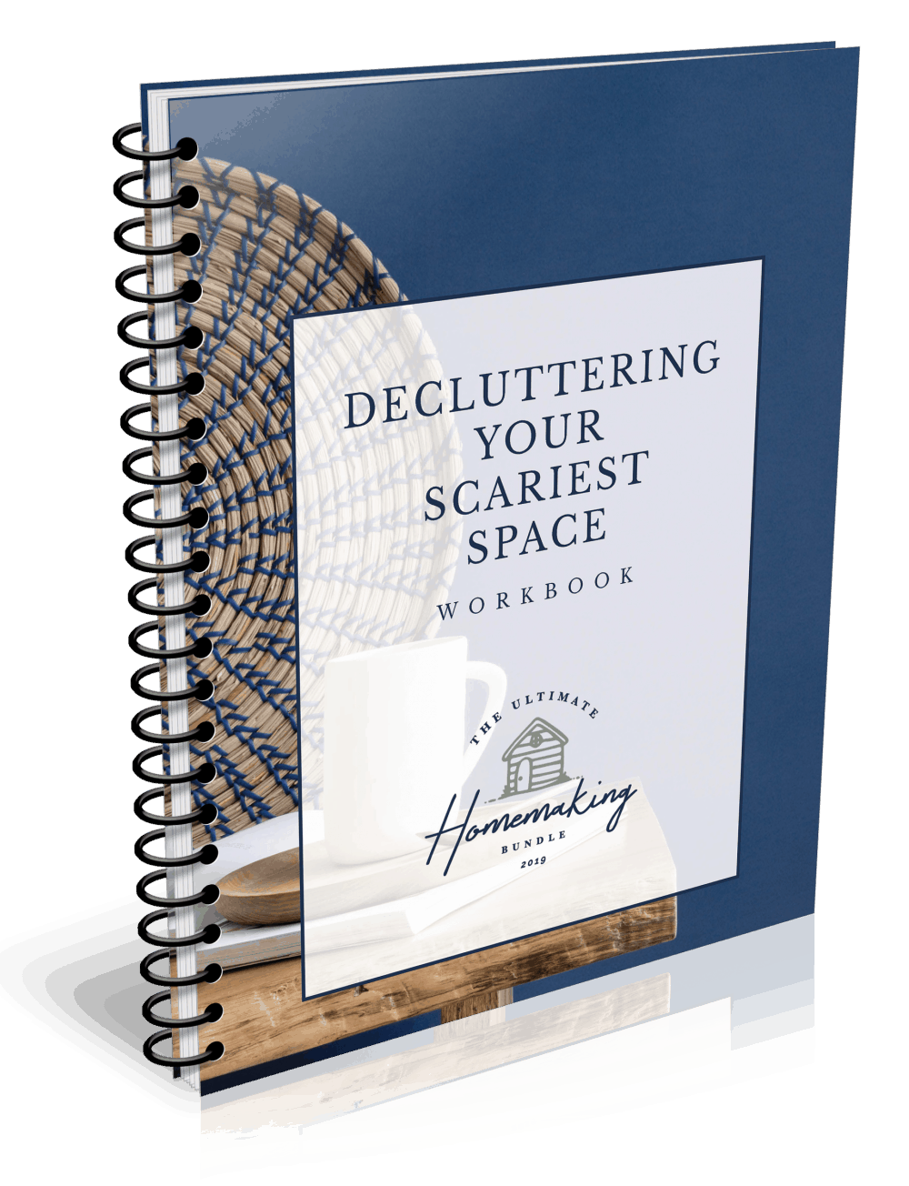 Decluttering your scariest space.