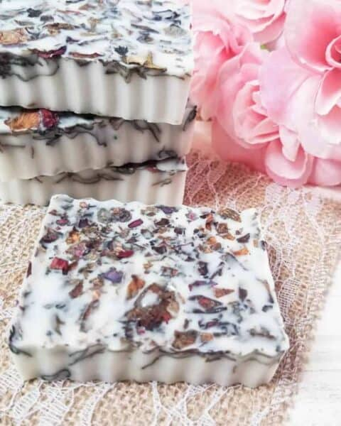 Botanical Goat Milk Handmade Soap