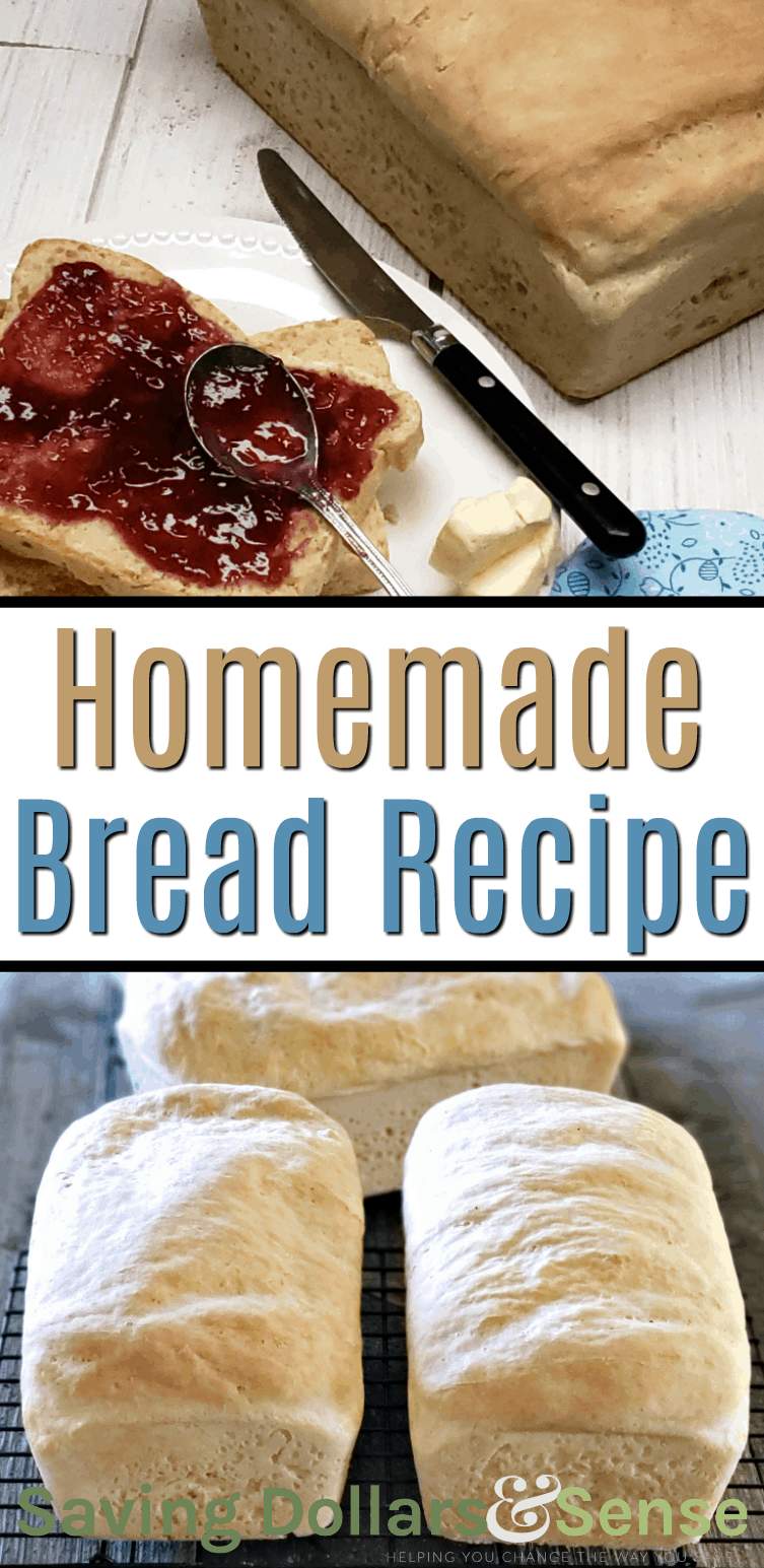 The Best Homemade Bread Recipe