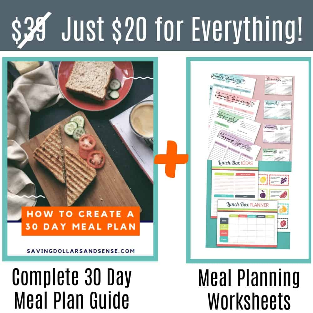 Complete Meal Planning System
