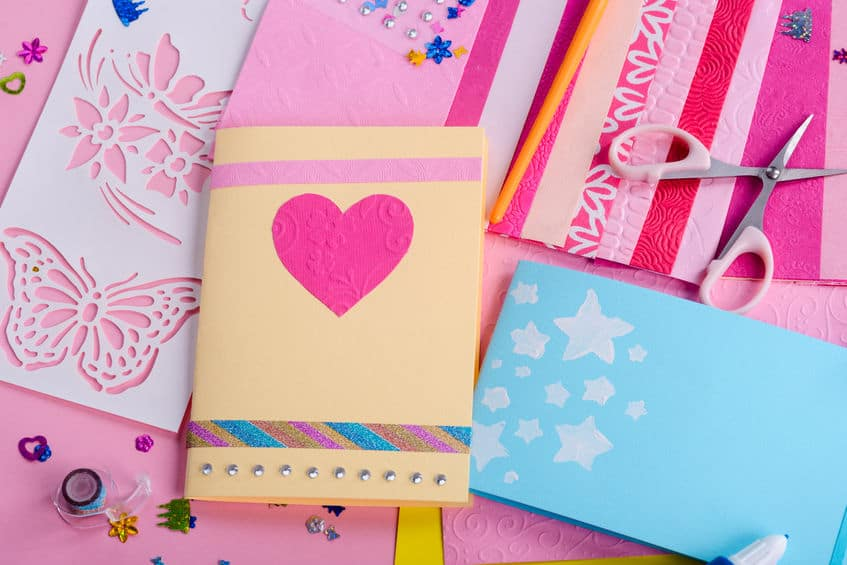 Save Those Summer Memories With A Family Scrapbook Or Memory Box