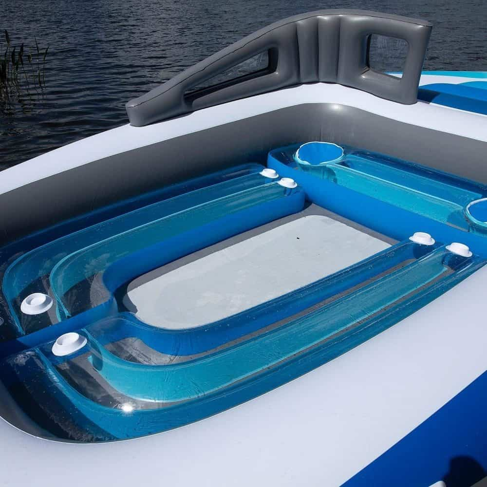 Life-size Inflatable Speed Boat