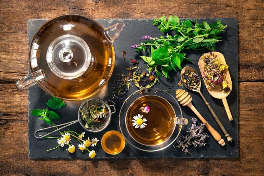 How to Grow Your Own Herbal Tea Garden