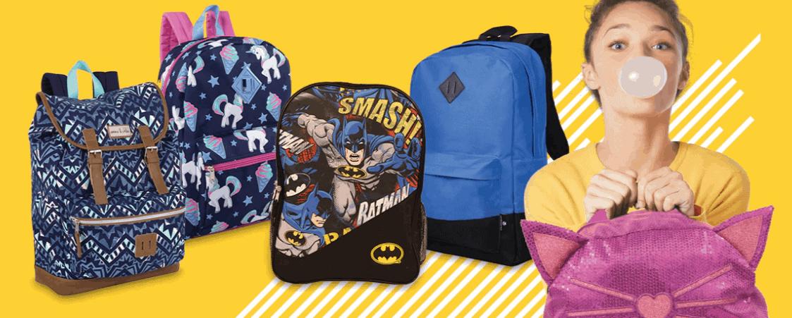 save money on school backpacks