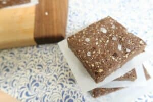 easy copycat Chocolate Sea Salt Bars recipe