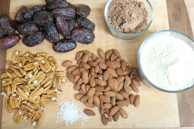 dark chocolate KIND bar ingredients copycat recipe