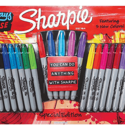 free sharpie markers deal
