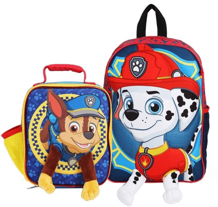 paw patrol backpacks