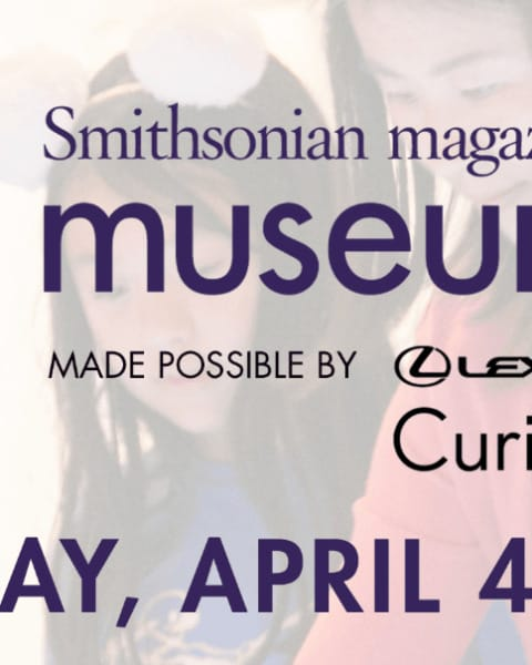 Free museum day from Smithsonian magazine.