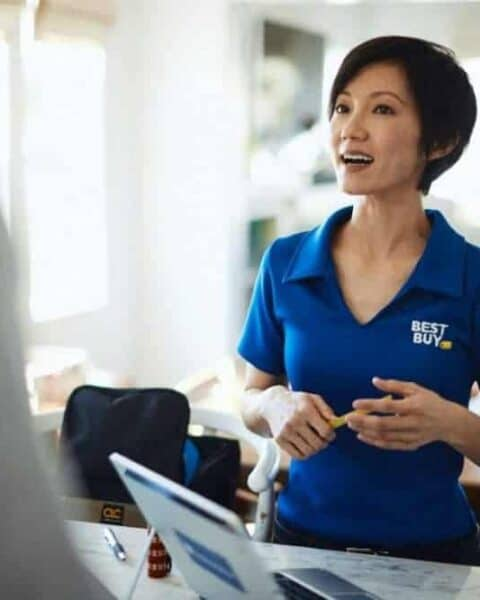 Best Buy Consultation In-Home