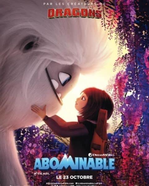 abominable snowman movie